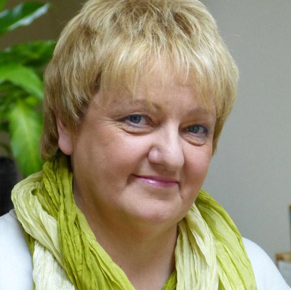 Dozentin Stefanie Menzel